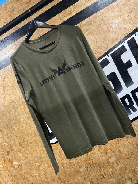 Long Sleeve - Military Green