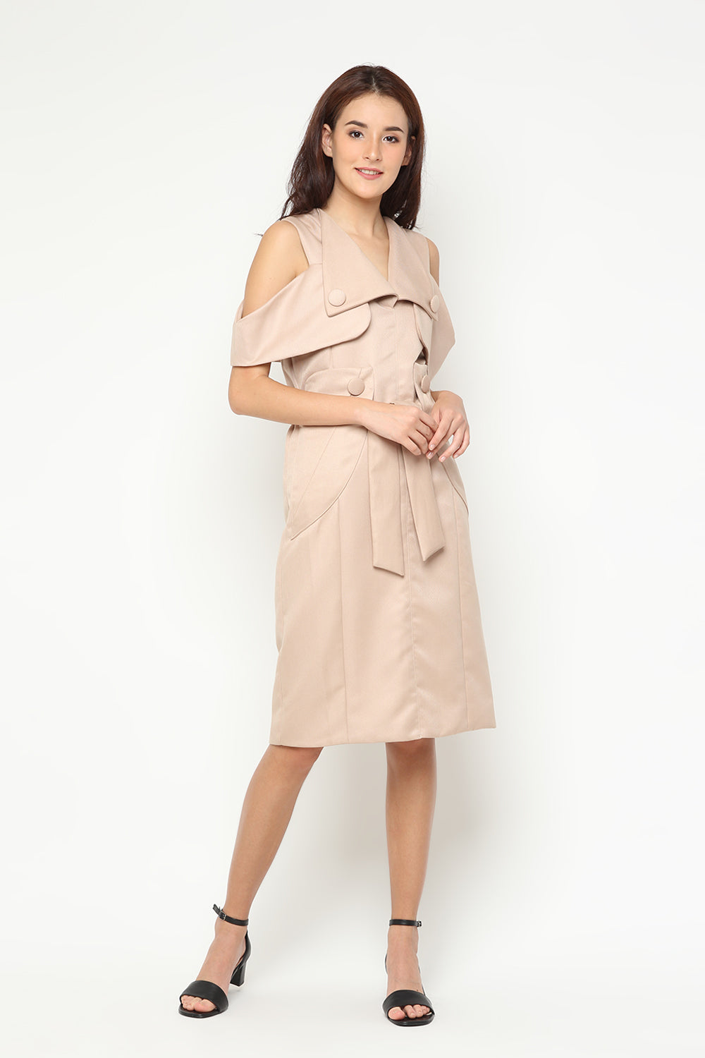 Dress Safari Nude