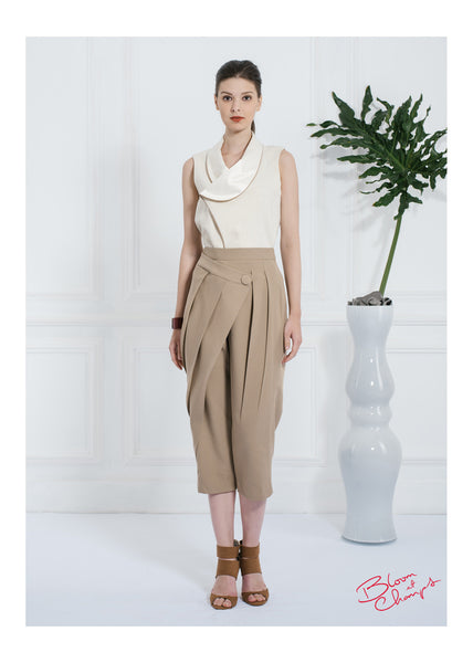 Full Draped Pants