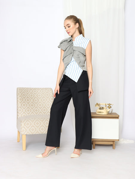Bloom Top Salur Origami Soft Touch