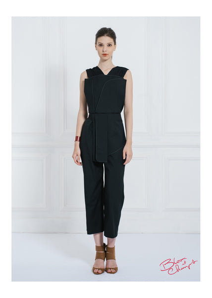 Bow Jumpsuit