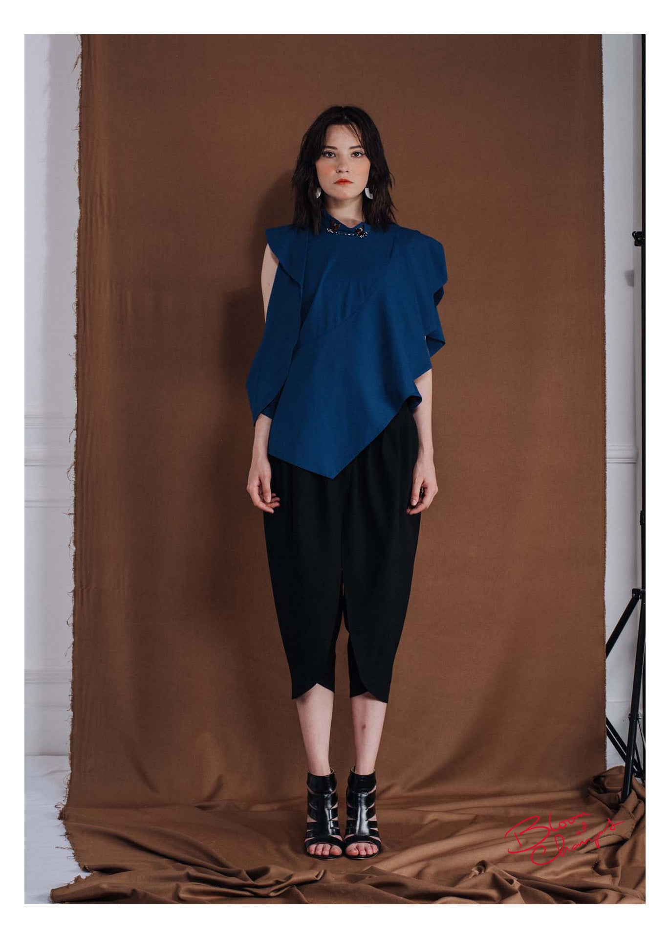 Top Rampled Blue