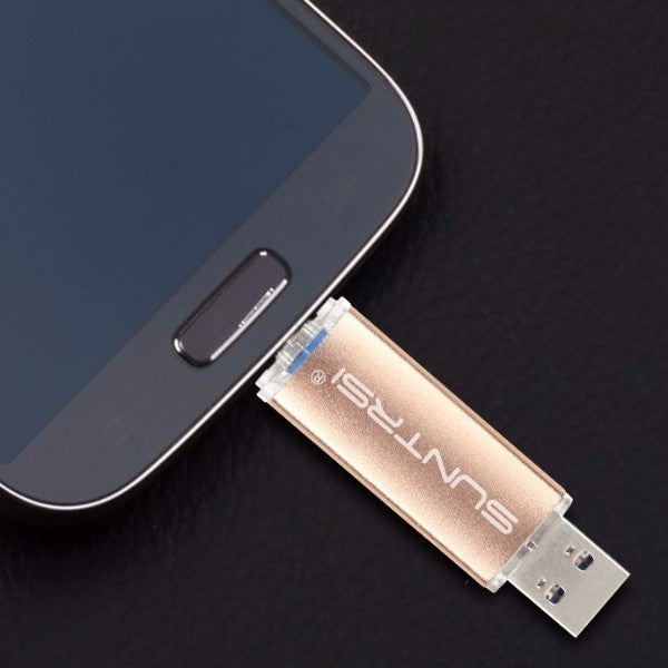 Android USB 3.0 Flash Drive-Hi-Tech-Alpsy Group