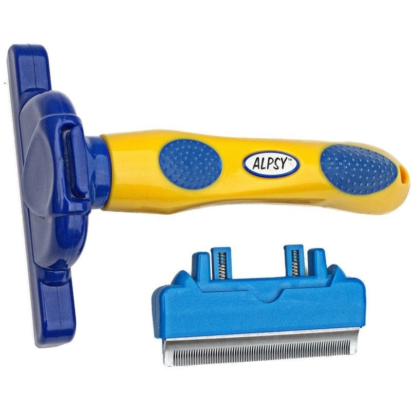 DeShedding Pet Grooming Tool Pro Large & Medium-Pet Stuff-Alpsy Group