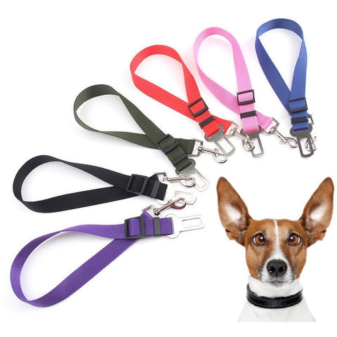 Dog Safety Car Seat Belt-Pet Stuff-Alpsy Group