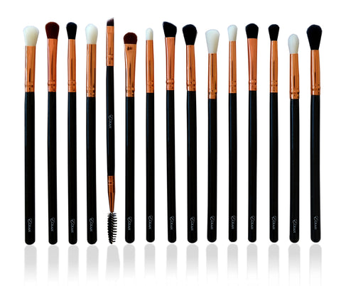 Complete Eye Brush Collection