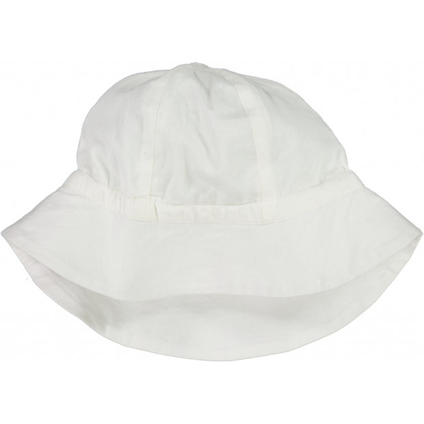 Wheat Baby Girl Sun Hat Acc 3180 off white