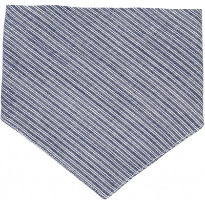 Wheat Bib Eden Acc 9067 cool blue stripe