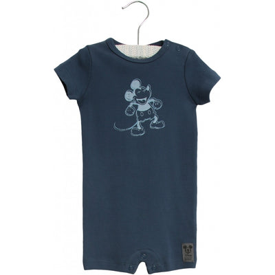 Disney/Marvel Disney Jumpsuit Happy Mickey Jumpsuits 1324 indigo
