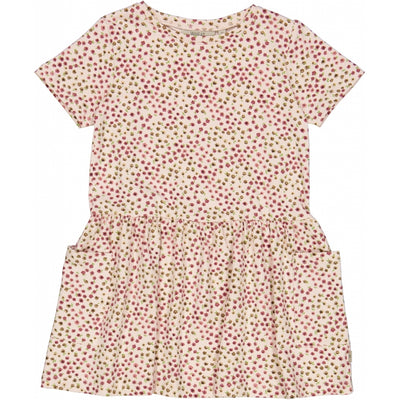 Wheat Dress Birthe Dresses 9059 powder mini flowers