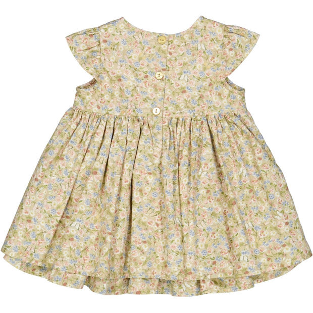 Wheat Dress Christel Dresses 9049 bees and flowers
