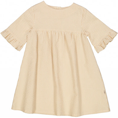 Wheat Dress Elena Dresses 5088 taffy stripe