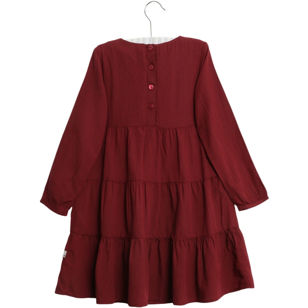 Wheat Dress Fanny Dresses 2105 burgundy