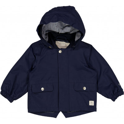 Wheat Outerwear Jacket Manou Tech Jackets 1015 deep sea