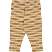 Wheat Jersey Pants Silas Leggings 5078 caramel stripe