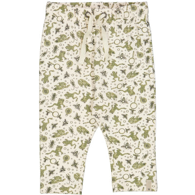 Wheat Leggings Nicklas Leggings 9055 eggshell frogs