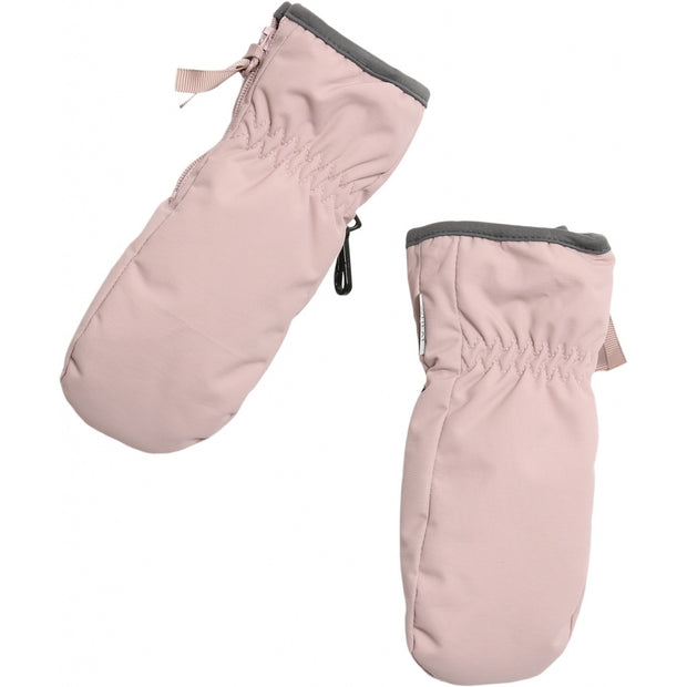 Wheat Outerwear Mittens Zipper Tech Outerwear acc. 2487 rose powder