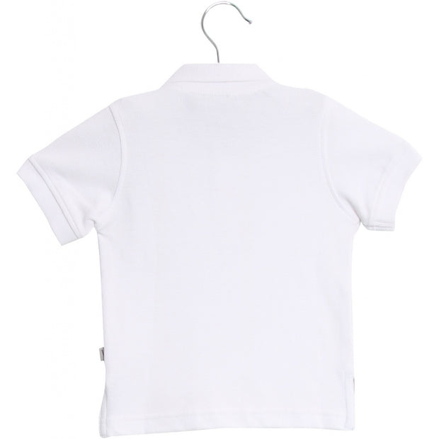 Wheat Polo Anchor Jersey Tops and T-Shirts 0364 white
