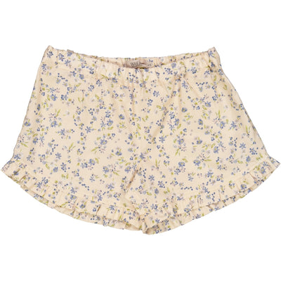 Wheat Shorts Inger Shorts 9048 alabaster flowers
