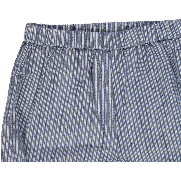 Wheat Shorts Olly Shorts 9067 cool blue stripe