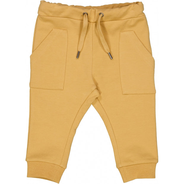 Wheat Sweatpants Nuno Trousers 5086 taffy