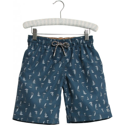 Wheat Swim Trunk Hansi Swimwear 1324 indigo