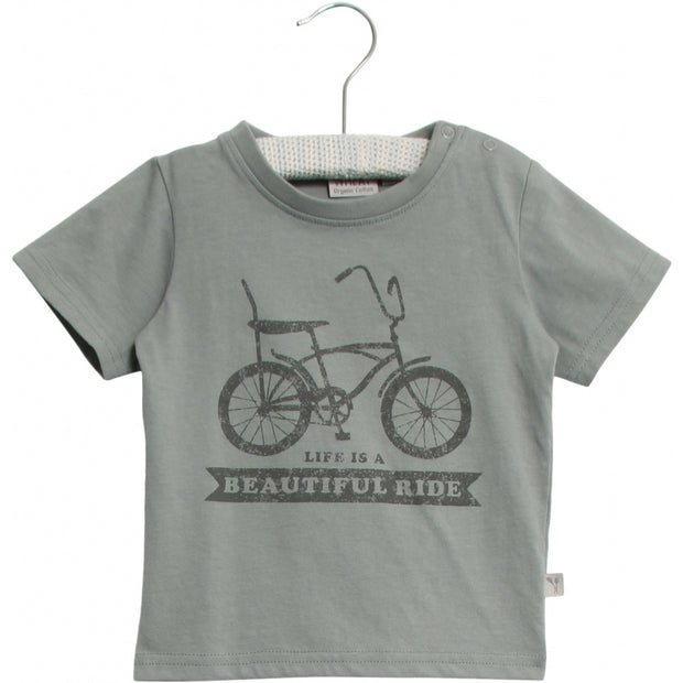 Wheat T-Shirt Bike Jersey Tops and T-Shirts 1360 lead blue