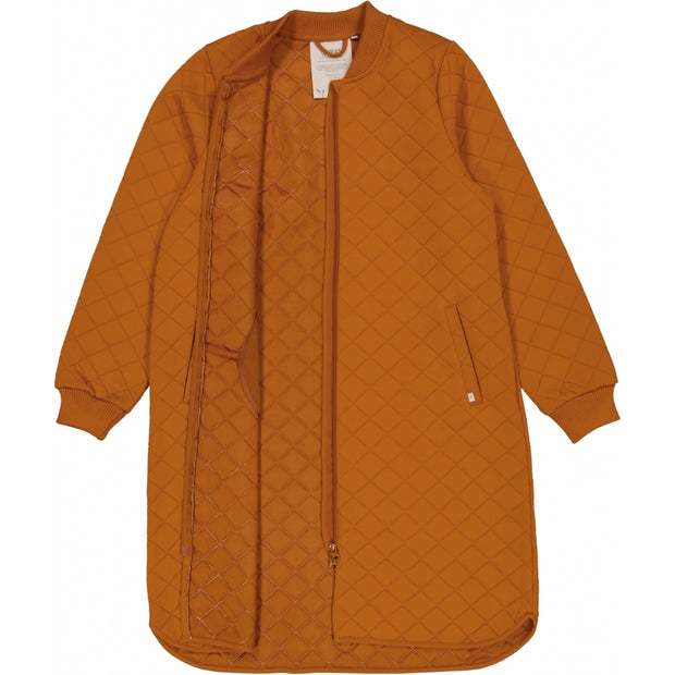 Wheat Outerwear Thermo Jacket Lara adult Thermo 5085 terracotta