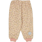 Wheat Outerwear Thermo Pants Alex Thermo 3130 eggshell flowers