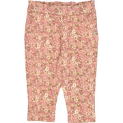 Wheat Trousers Hasel Trousers 2475 rose flowers