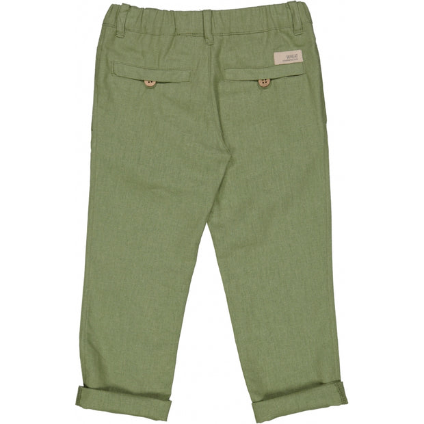 Wheat Trousers Jens Trousers 4122 sage