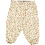 Wheat Trousers Malou Trousers 3130 eggshell flowers