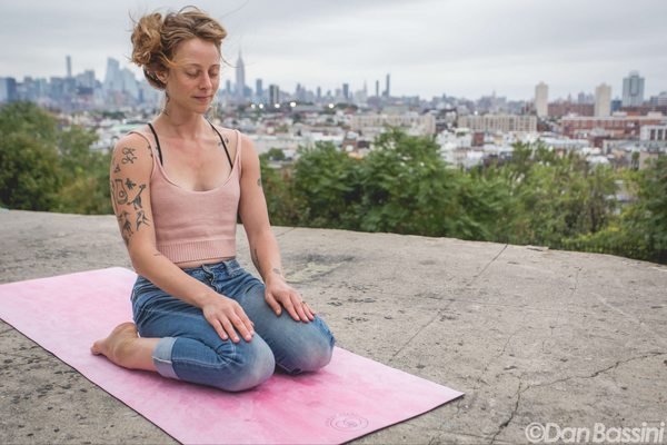 A consistent yoga practice will build flexibility & strength: An interview with yogi @nu.lalla