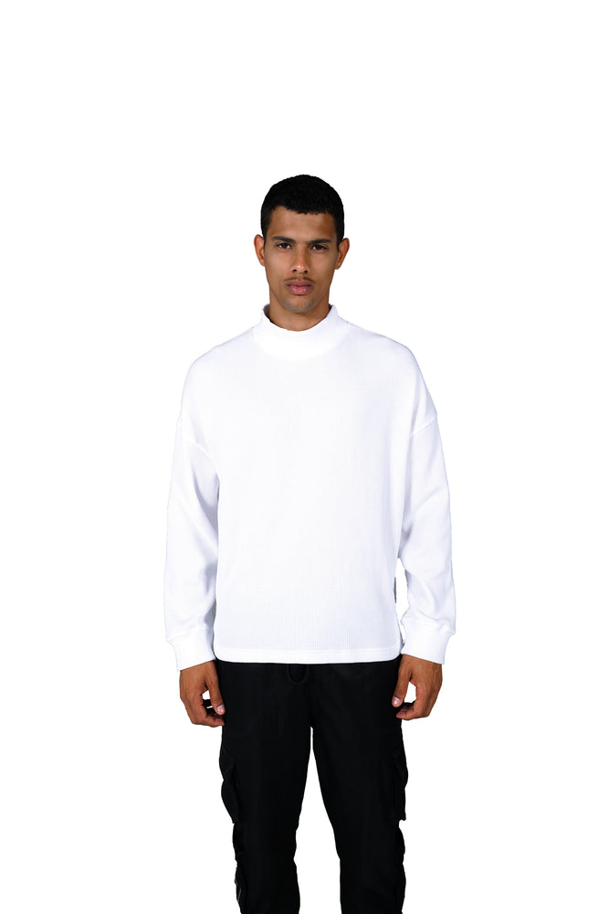STRUCTURED LONGSLEEVE
