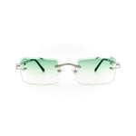 11th D Glasses Green