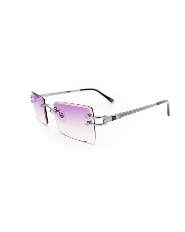 11th D Glasses Purple