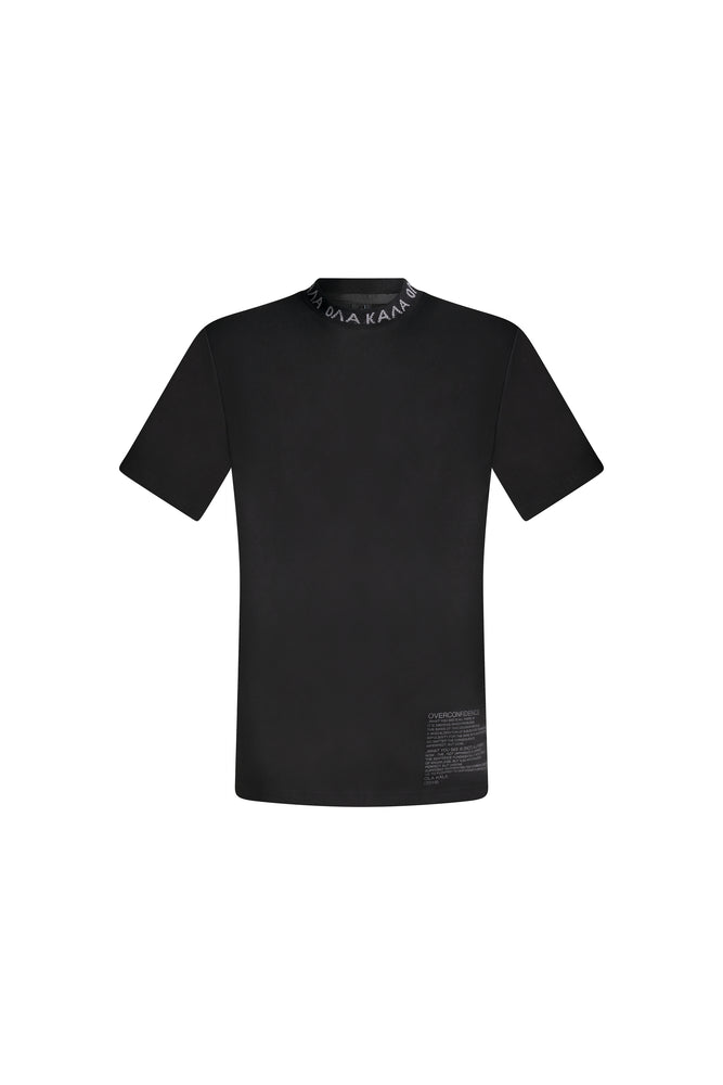 T-SHIRT PERFECT BLACK