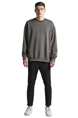 SWEATER URBAN GREY