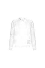 SWEATER PURE WHITE