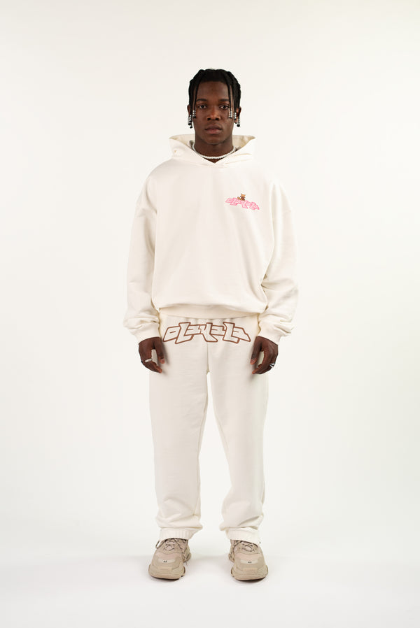 PLAY HOODIE OFFWHITE