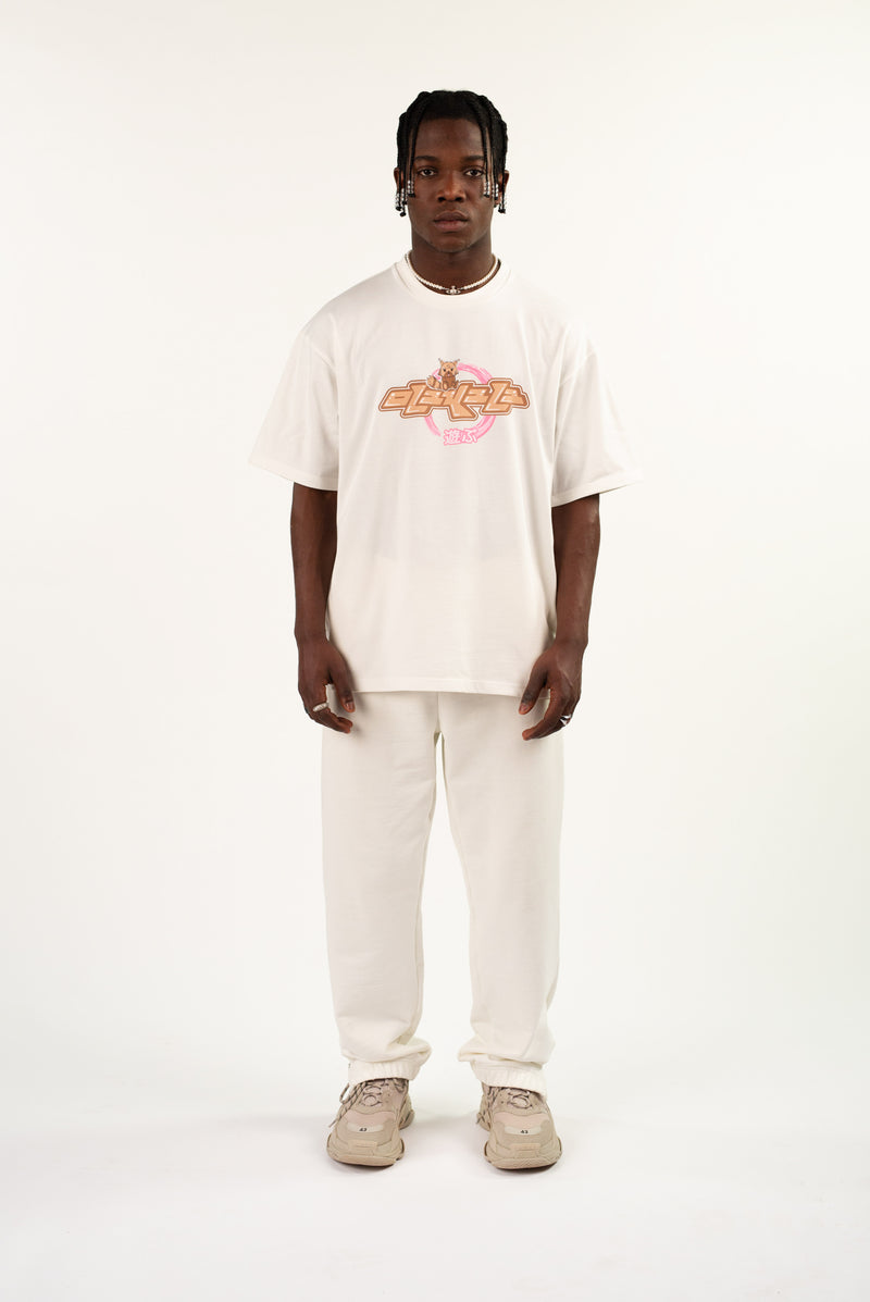 PLAY TEE OFFWHITE