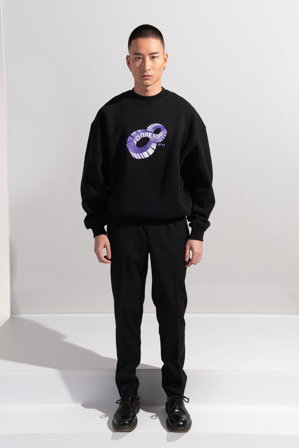 Space Purple Sweater