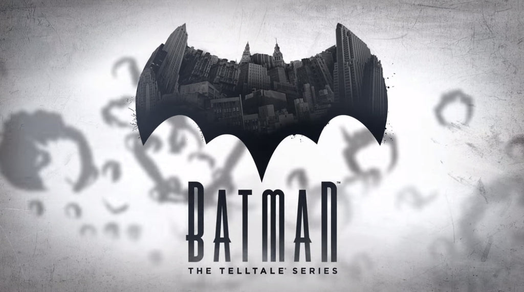 Telltale premieres the trailer for Batman!