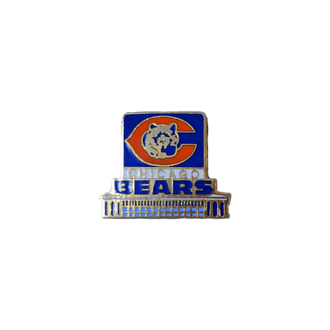 Vintage Chicago Bears Pin