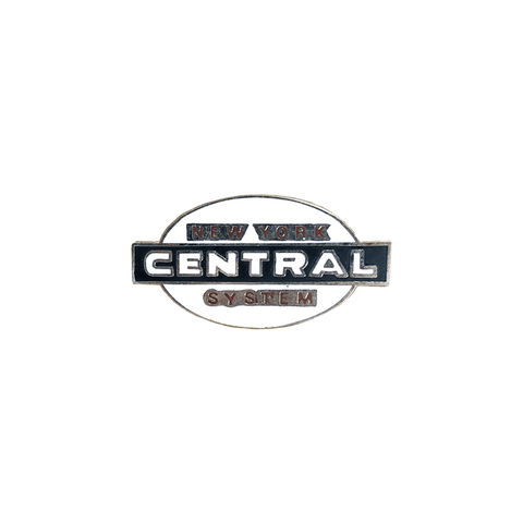 Vintage New York Central System Logo Pin