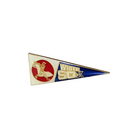 Vintage Chicago White Sox Pennant Pin