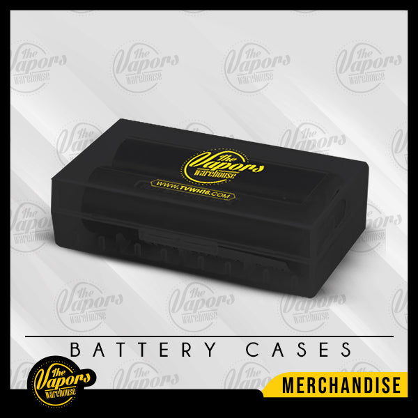 18650 TVWH VAPE BATTERY CASE Small (2 Slots),Big (4 Slots)