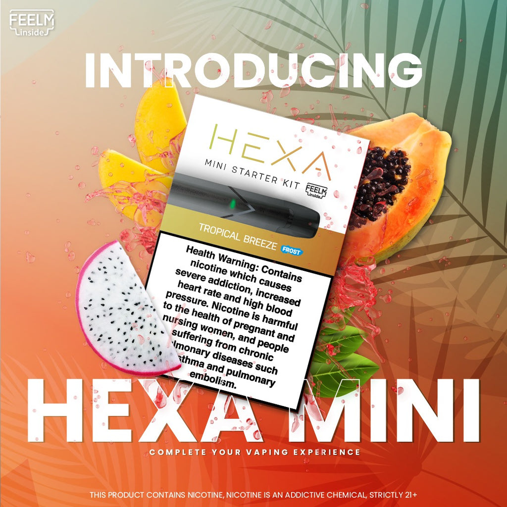 Hexa Mini Starter Kit Default Title