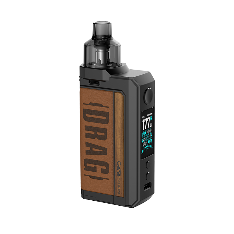 VOOPOO DRAG MAX 177W POD MOD KIT Retro