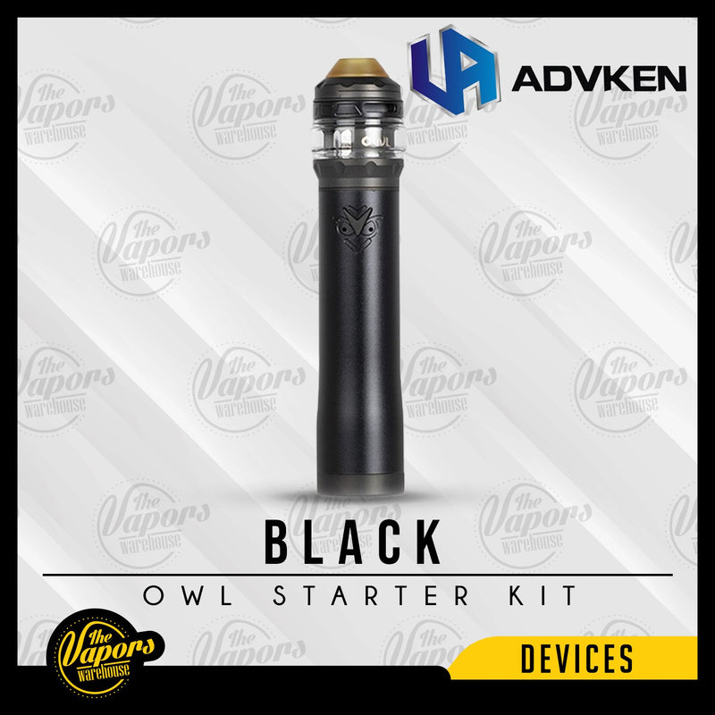 ADVKEN OWL STARTER KIT Black
